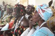 Figura 2: Formazione donne dei villaggi